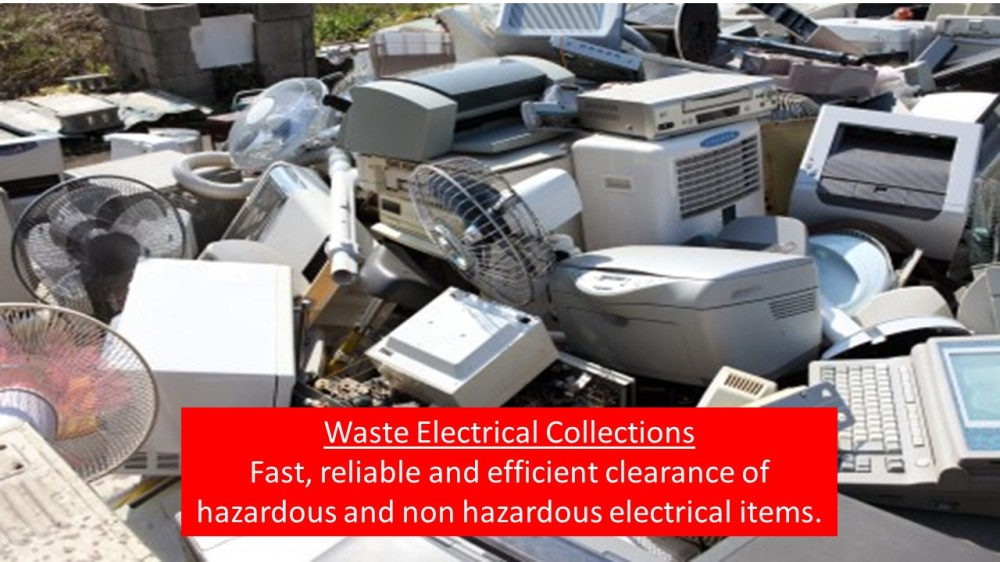 4 Waste Electrical