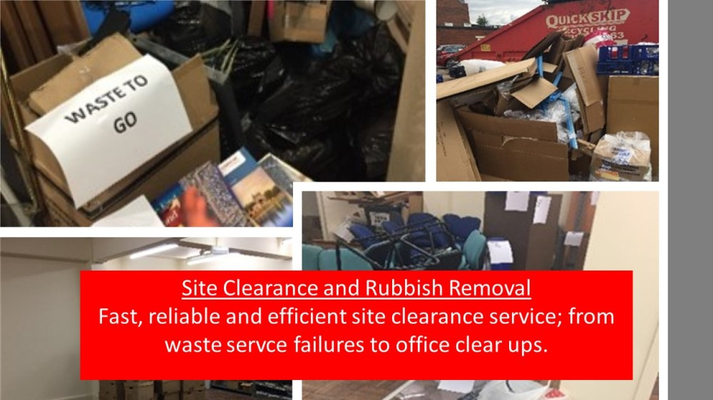 6 Site & Rubbish