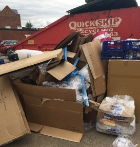 Flytipped Waste